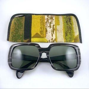 Vintage 70s B&L RayBan Burnham Ladies Sunglasses